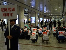 20141027-名古屋市避難訓練-DSC01009